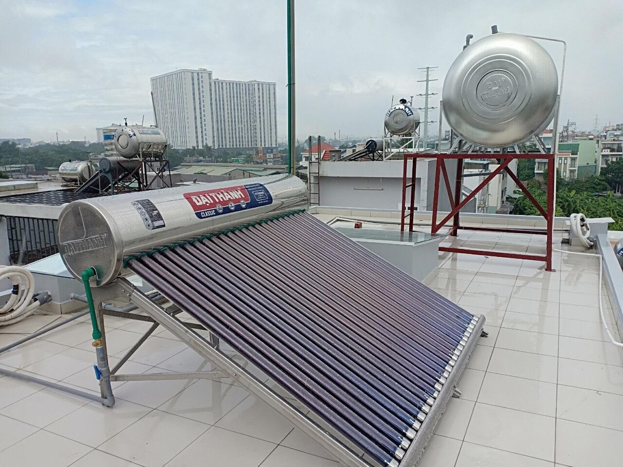 Bộ lọc nước tổng đầu nguồn | Bồn nước | Bồn nhựa | Máy năng lượng mặt trời | Bồn inox | Bể phốt tự hoại - Kênh dự án Tân Á Đại Thành